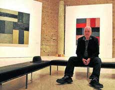 Sean Scully en la Alhambra