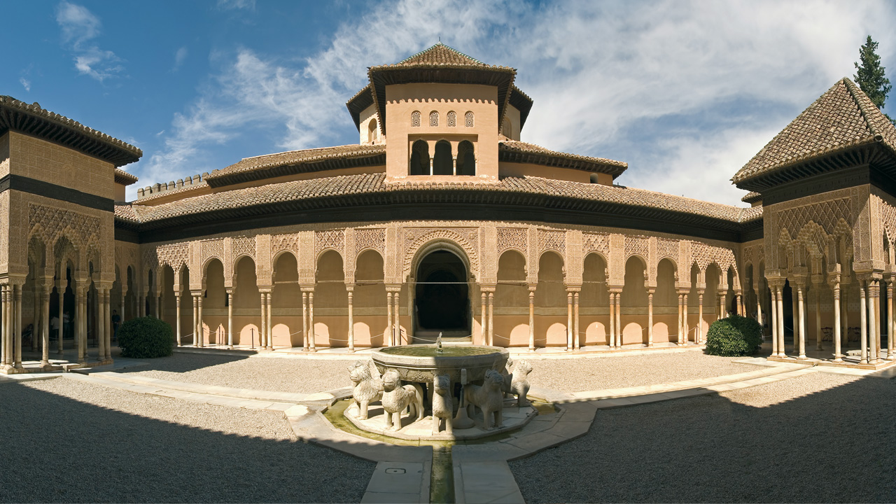 La alhambra en los videojuegos noticas de la alhambra y for Arquitectura granada