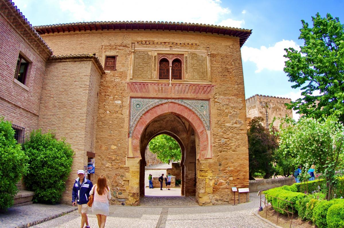 أبواب مدينة غرناطة