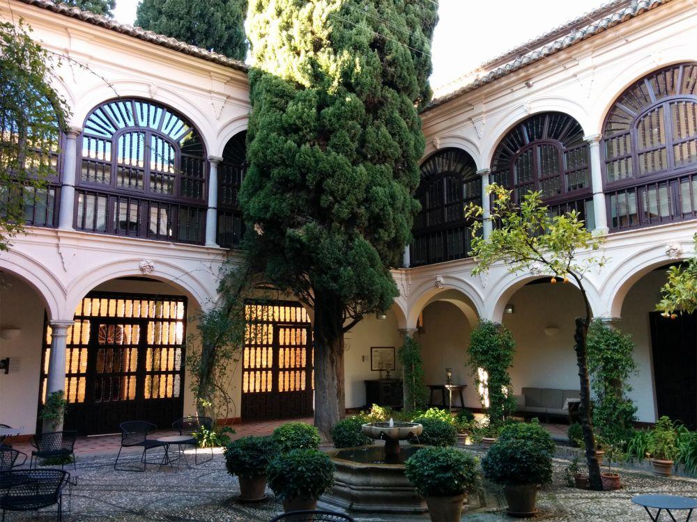 Parador Granada Hotel San Francisco