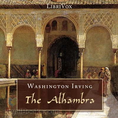 The-Alhambra-A-Series-of-Tales-and-Sketches